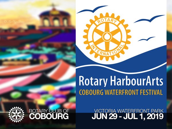 The Rotary Club of Cobourg HarbourArts