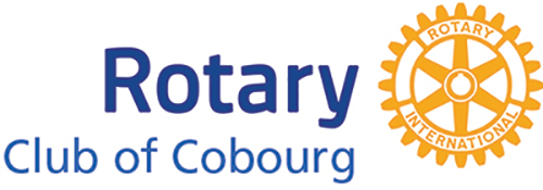 The Rotary Club of Cobourg Logo