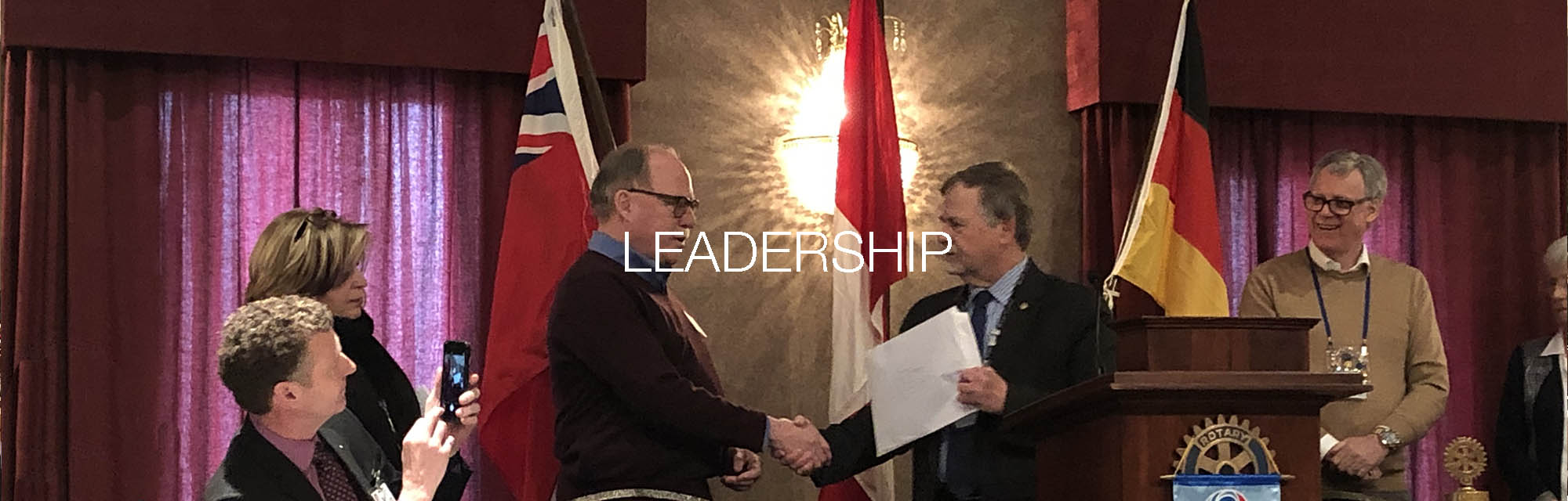Cobourg Rotary Leadership