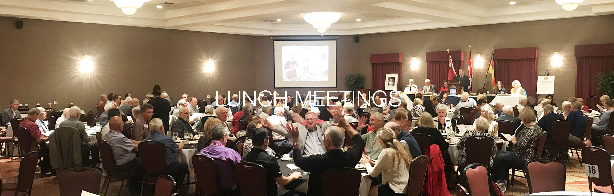 Cobourg Rotary Lunch Meetings
