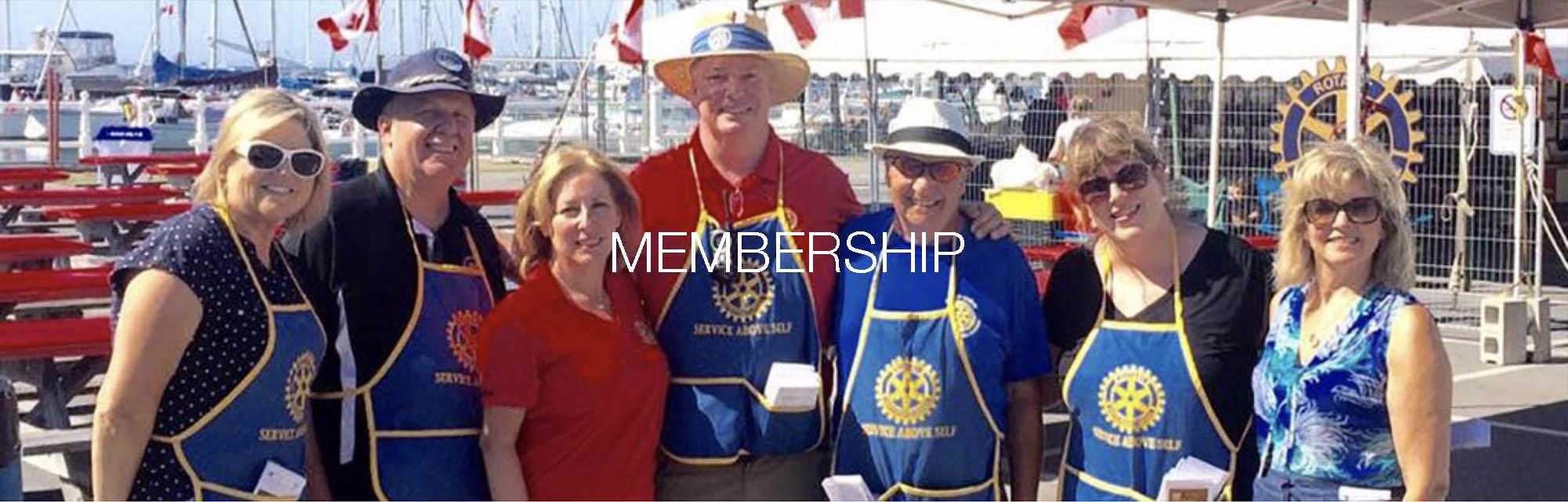 Cobourg Rotary Membership