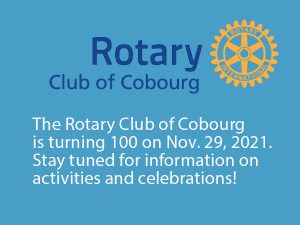 The Rotary Club of Cobourg Sportsmans Night